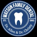 Watson Family Dental St Louis Logo